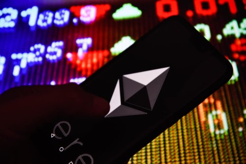 Why Ethereum, Ripple's XRP, Litecoin And Chainlink Are Suddenly Soaring