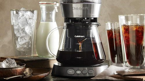 The Best Coffee Makers For Brewing The Perfect Cup At Home