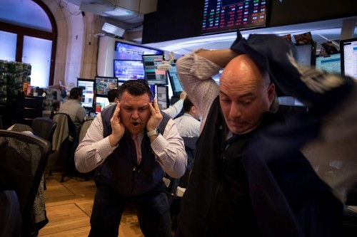 Stock Market Upsetting Professionals - Don't Worry