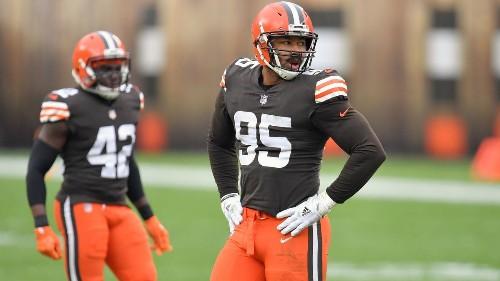 Cleveland Browns' Myles Garrett Says Crazy Season Has Prepared Team For Crazy Playoff Game