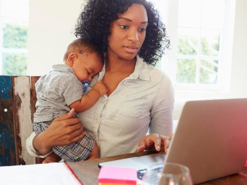 10 Self-Care Tips For Burnt Out Working Moms