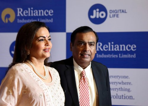 Google Joins Facebook In Billionaire Mukesh Ambani's Jio Juggernaut