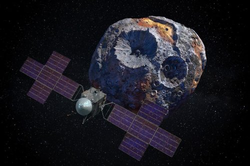 Quadrillion-Dollar 'Psyche' Asteroid Is Even Weirder Than We Thought Say Scientists