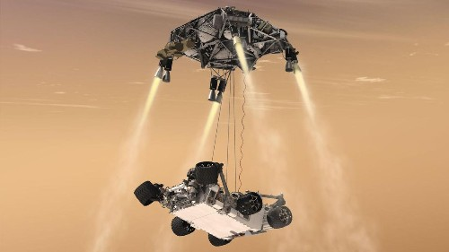 Why Don't We Have Live Video From Mars? NASA's Jaw-Dropping Plans For 'Laser' TV From The Red Planet