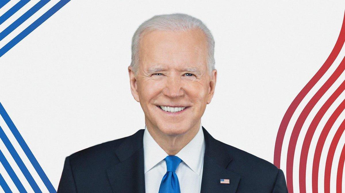 Here's How Much Joe Biden Is Worth