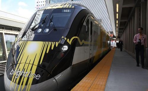 High-Speed Rail Heats Up In California As Brightline Eyes Las Vegas Route Extensions