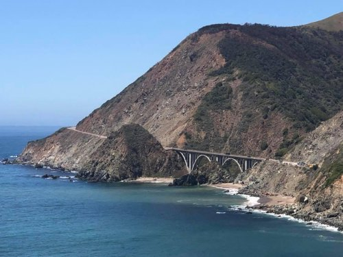 Essential Spots To Savor On The Newly Reopened California Highway 1 Near Big Sur