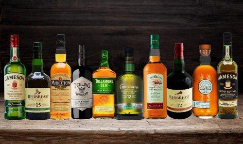 The Best Irish Whiskeys: 17 Stellar Bottles For St. Patrick's Day And Beyond