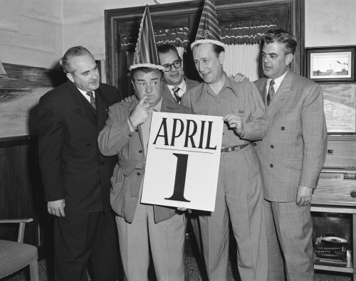 How April Fools' Day Began And How It's Changing