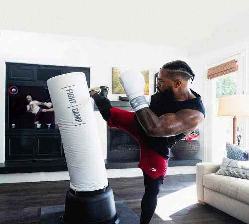 When Punching A Bag Kicks Your Butt: Testing Fight Camp's Smart Boxing Fitness System