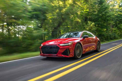 2021 Audi RS7 Review: You'll Rethink Buying That More Expensive Sports Car