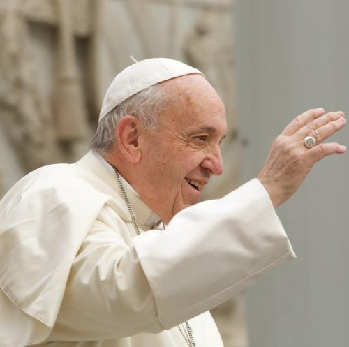 Nothing Off Limits In New Doc About Pope Francis, Says Director Of 'Francesco'