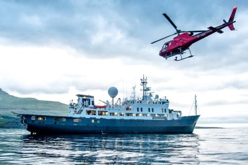 236-Foot-Long Luxury Expedition Ship Nansen Explorer Is Poised To Take Private Polar Exploration To New Heights