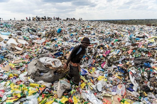 China Quits Recycling U.S. Trash As Sustainable Start-Up Makes Strides
