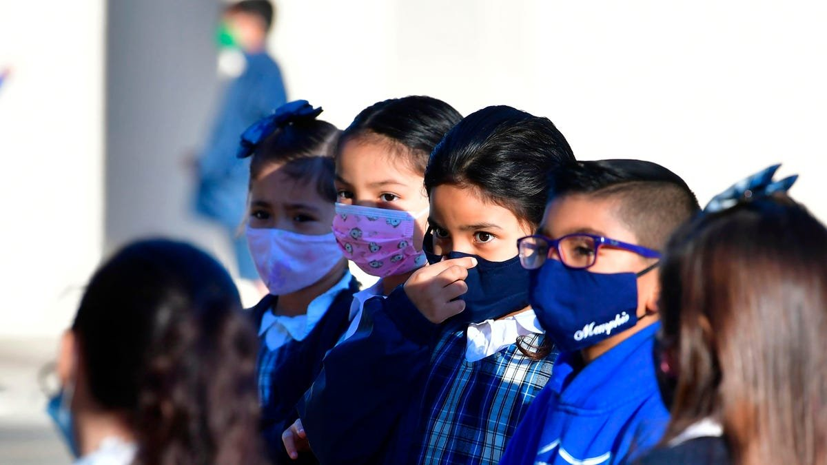 These 10 States Require Students To Wear Masks
