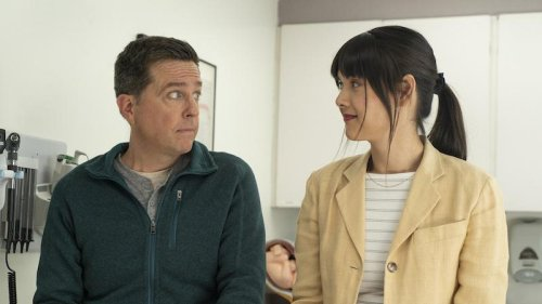 Funnyman Ed Helms Tackles Joys Of Pending Fatherhood In 'Together Together'