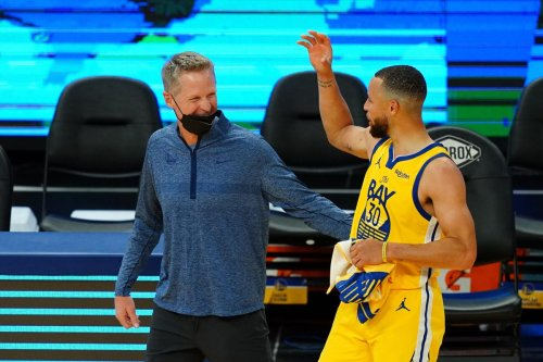 Steph Curry Hit More 3-Pointers In April Than Larry Bird Did During The 1986-87 Season