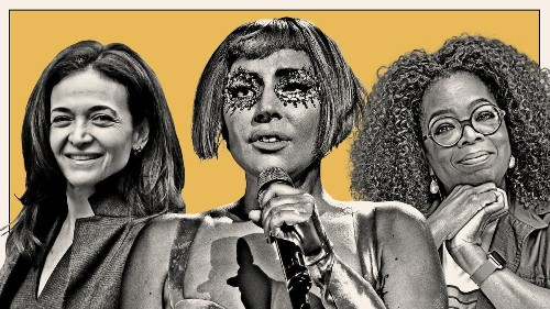 From Oprah To Lady Gaga: Inside America's Richest Self-Made Women List 2020