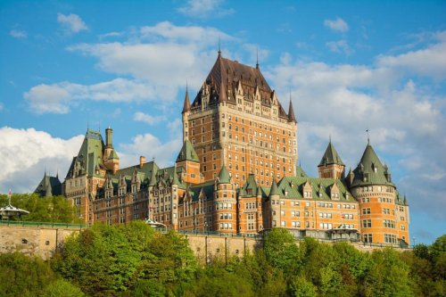 Vaccine Passport News, Castle Vacations, Tumi x McLaren Luggage And More