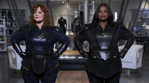 Nielsens: Melissa McCarthy's 'Thunder Force' Tops Movies While Marvel's 'Falcon And The Winter Soldier' Tops TV