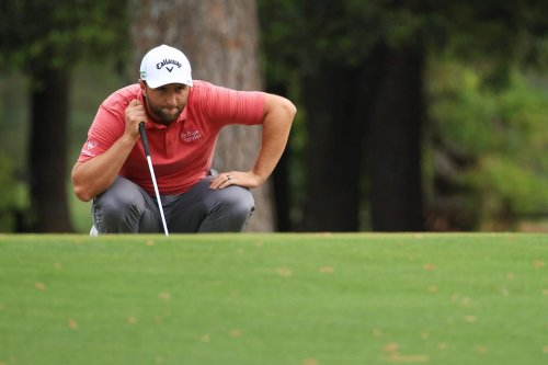 Jon Rahm On Sizzling Sunday At The Masters, Baby Seat Friendly Rides, And His Esports Dreams