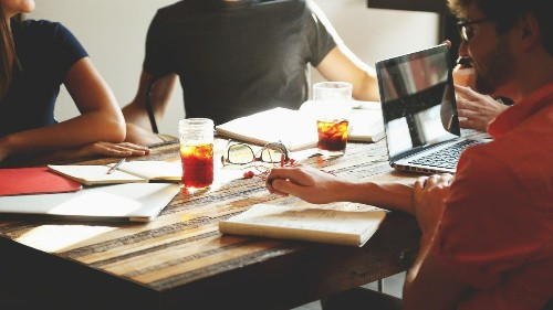 Friendship At Work: The New Strategic Weapon In Knowledge Work