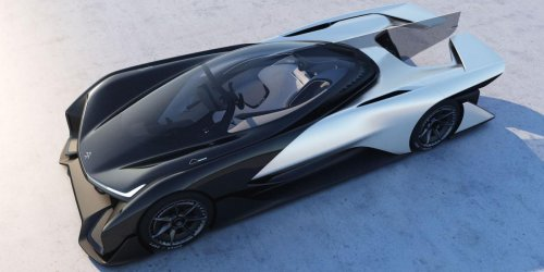 Faraday Future: We're Going To Move A Lot Faster Than Tesla