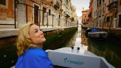 PBS Dream Of Italy Special: Behind The Scenes With Kathy McCabe