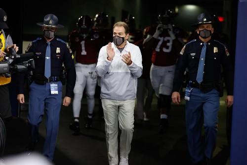 For Everybody's Sake, Alabama Needs To Beat Ohio State For CFP Championship