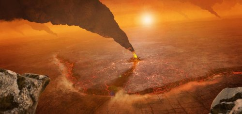 NASA Teases New 'VERITAS' Mission To Explore Earth's Super-Hot Sister Planet
