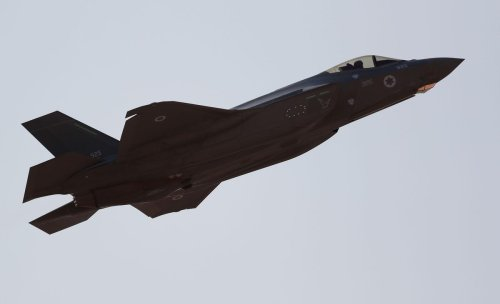 Here's Why Israel Doesn't Want The UAE Acquiring F-35s
