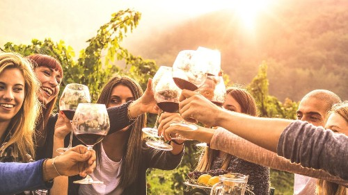 8 Bucket-List Vacations For Wine Lovers