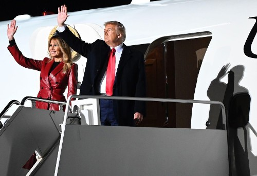 Trump Pardons And Commutes 143 People On His Last Day — But Doesn't Pardon His Family