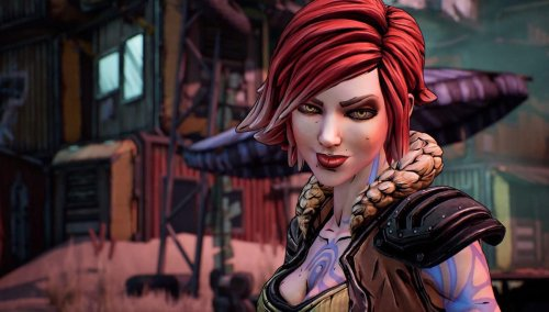 The 'Borderlands' Movie Shows Off Lilith In First Photo, Sort Of