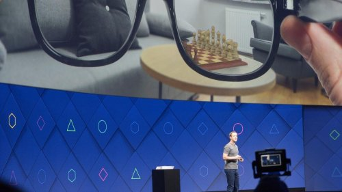 Facebook AR Glasses To Release This Year, Might Include Facial Recognition