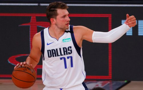 Mavericks' Luka Doncic Becomes First NBA Player To Ever Score 40 In Playoff Debut