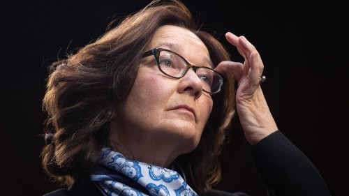 CIA Director Gina Haspel Announces Resignation