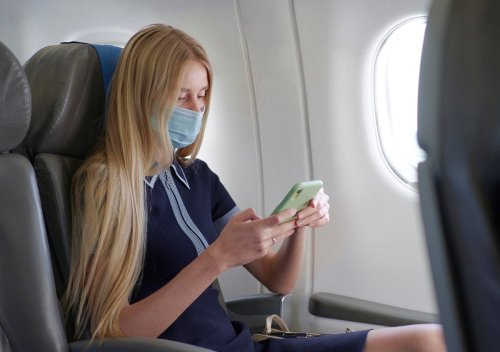 Covid-19 Can Spread On Long Airline Flights, Per Two New Studies