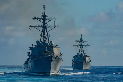 The Navy Says It Can't Afford To Fully Modernize. So What Should It Give Up?