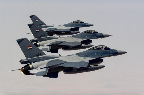 Iraq's Air Force Is At A Crossroads