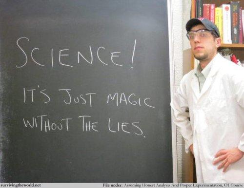 Quantum Physics Is Not Magic