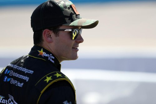 Young Driver Out To Prove He Belongs In Nascar Cup Series