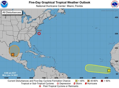 3 Potential Storms - Which Early Hurricane Season System Will Impact The U.S.?