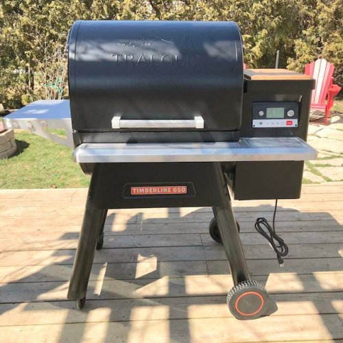 Traeger Timberline 850 Review: Can Your Smartphone Make A Grill Better?