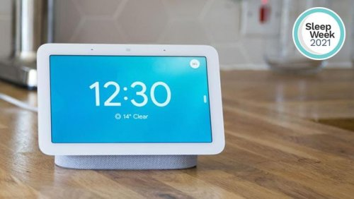 The New Google Nest Hub Has Smarter Sleep Tracking, And I Don't Have To Wear A Single Gadget For It