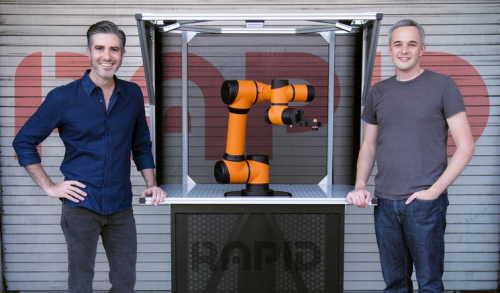 The $2,100-A-Month Factory Robot: Rapid Robotics Pushes To Automate Small Manufacturers, Helped By $12 Million In New Funding