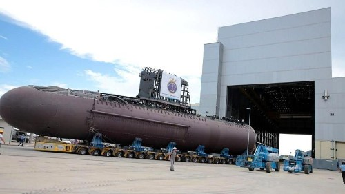 Nuclear Submarine Game Changer: New Countries To Go Atomic