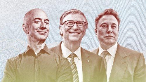 The 10 Richest American Billionaires 2021