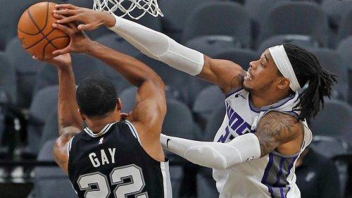 Sacramento Kings Hit Big On Richaun Holmes, Who's Now Set To Leave