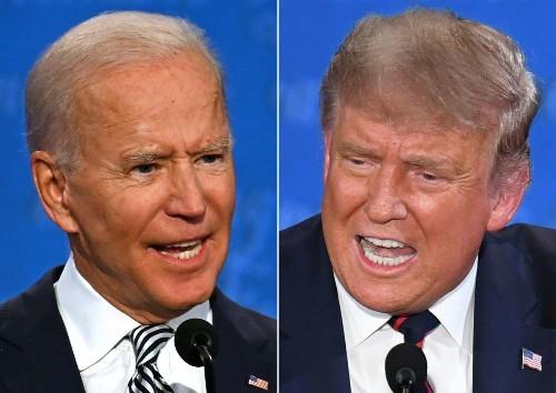 Dow Jumps 350 Points On Fiscal Hope; Coronavirus Stock Market Rally Focus On Trump-Biden Debate, Tesla And Shell